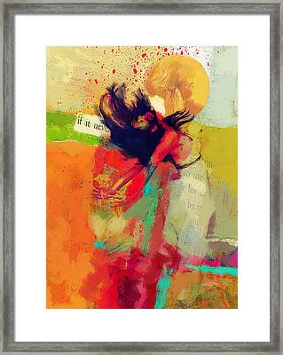 Under The Sun Framed Print