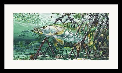 Sportfish Framed Prints