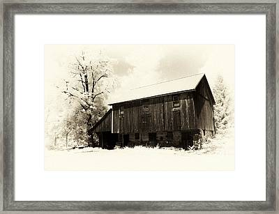 Underground Hideout Framed Print by Paul W Faust -  Impressions of Light