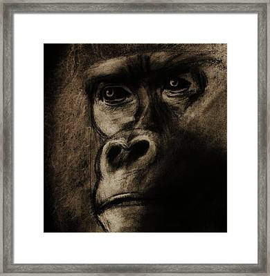 Understanding Framed Print by Michael Cross