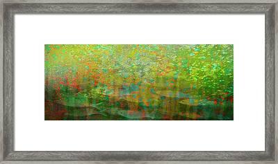 Underwater Framed Print