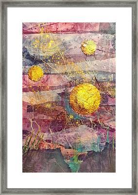 Underwater Universe Framed Print