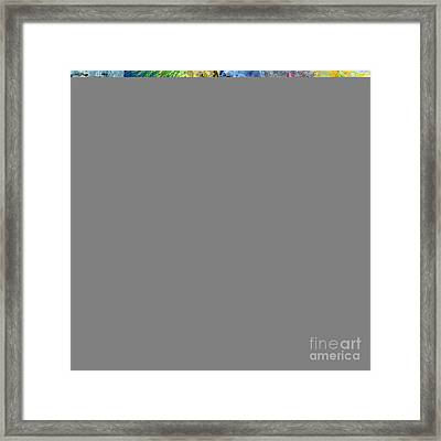 Underworld Framed Print by Ramneek Narang