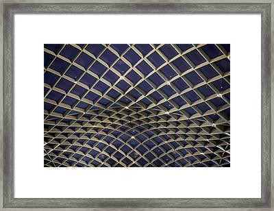 Undulating Framed Print by Lynn Palmer