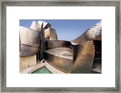 Undulation Framed Print