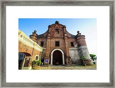 Unesco World Heritage Site, Church Framed Print by Michael Runkel