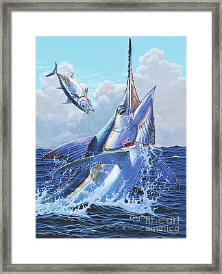 Unexpected Off0093 Framed Print