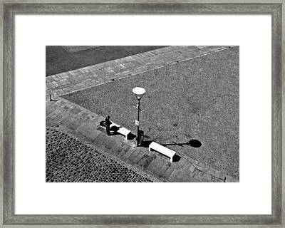 Unforgettable Framed Print by Martin Billings