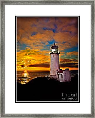Unforgettable Framed Print by Robert Bales