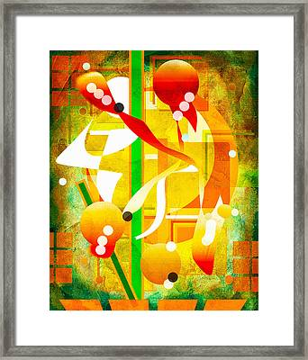 Unforgettable Too Framed Print by Francine Collier