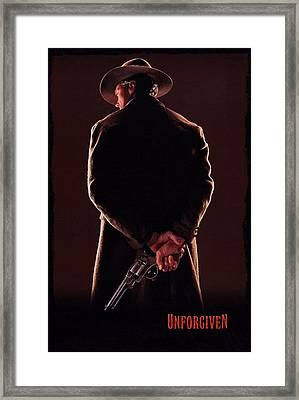 Unforgiven  Framed Print