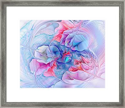 Unicorn Dream Framed Print