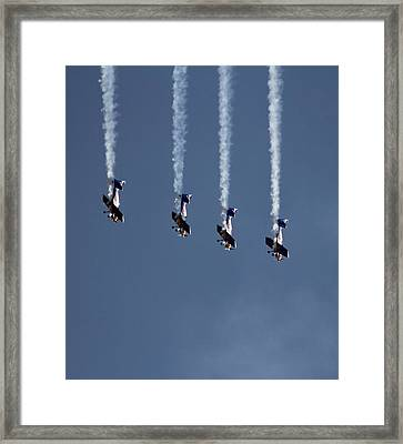 Unimaginably High G-forces Framed Print by Ramabhadran Thirupattur