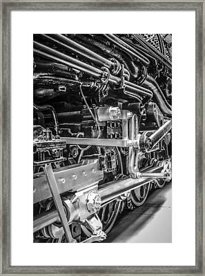 Union Pacific 4017 Framed Print