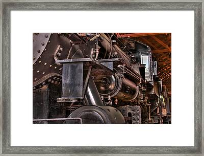 Union Pacific 4466 Framed Print