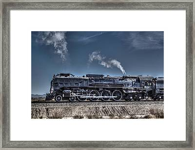 Union Pacific 844 Framed Print by Photographic Art by Russel Ray Photos
