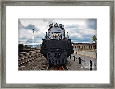 Union Pacific X4012 Framed Print by Gary Keesler