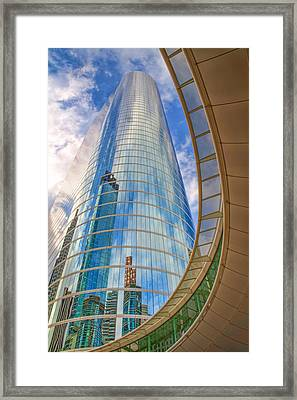 Unique Perspective Framed Print