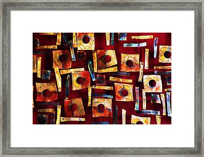 Unique Pretenders Framed Print by Renee Anderson
