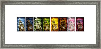 United Colors Of Big Ben Framed Print