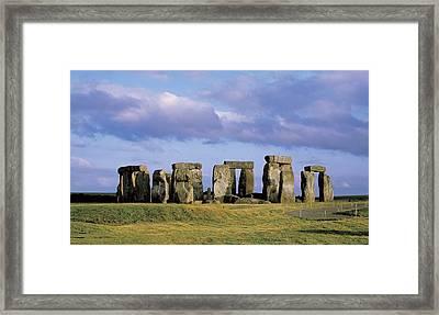 United Kingdom. England. South West Framed Print by Everett