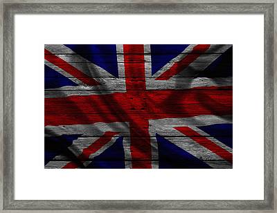 United Kingdom Framed Print by Joe Hamilton