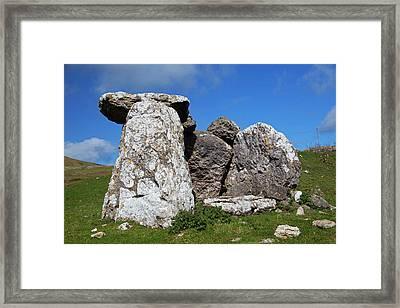 United Kingdom, Wales, Colwyn Framed Print