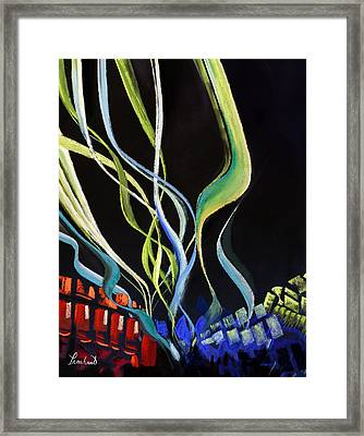 United Framed Print by Prashant Shah