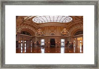 United States Naval Academy In Annapolis Md - 12121 Framed Print by DC Photographer