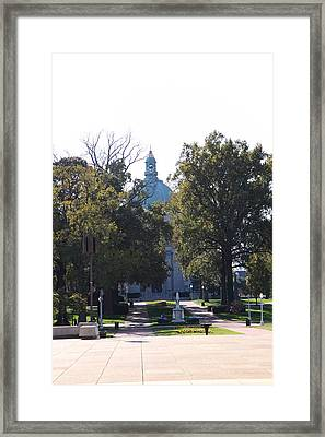 United States Naval Academy In Annapolis Md - 121212 Framed Print by DC Photographer