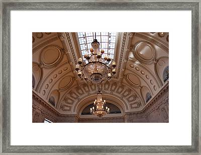 United States Naval Academy In Annapolis Md - 121222 Framed Print by DC Photographer