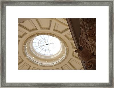 United States Naval Academy In Annapolis Md - 121224 Framed Print by DC Photographer