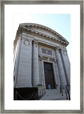 United States Naval Academy In Annapolis Md - 12127 Framed Print by DC Photographer