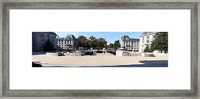 United States Naval Academy In Annapolis Md - 121278 Framed Print by DC Photographer