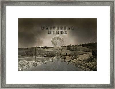 Unity Framed Print