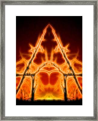 Unity Framed Print by Dan Sproul