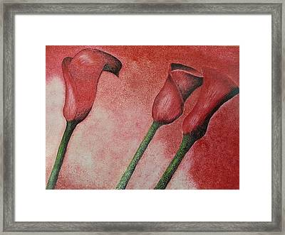 Unity Framed Print by Valorie Cross