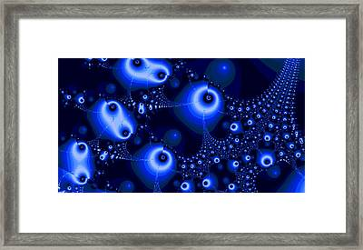 Universal Connections Framed Print