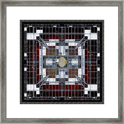 Universal Form And Function Framed Print by Mario Carini