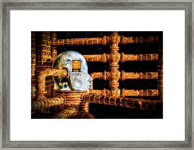 Universal Mind Framed Print by Bob Orsillo