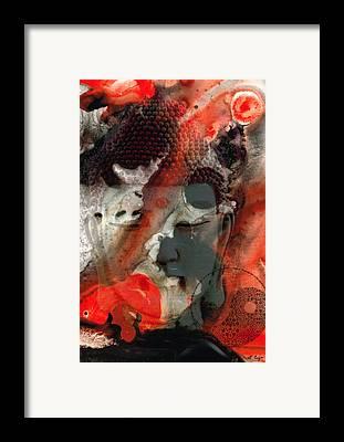 Guru Framed Prints