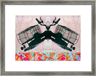 University Drone 2013 Framed Print by James Warren