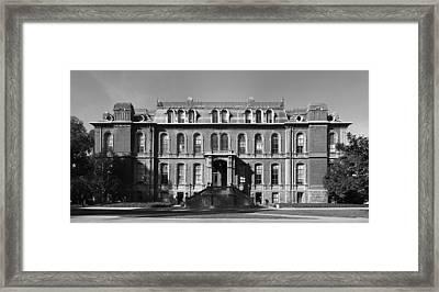 University Of California Berkeley Framed Print