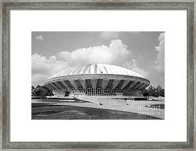 University Of Illinois Assembly Hall Framed Print by University Icons