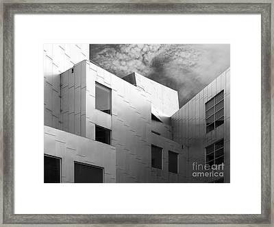 University Of Iowa Advanced Technology Laboratories Framed Print