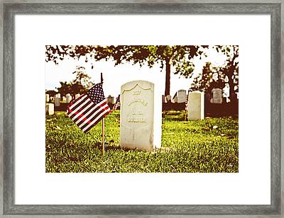 Unknown 237 Framed Print by Scott Pellegrin