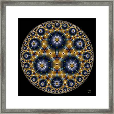 Unknown Unknowns Framed Print by Manny Lorenzo