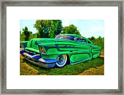 Unleaded  Framed Print by Michael Pickett