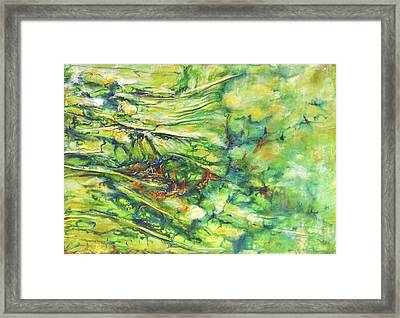Unlimited Framed Print by Hatin Josee