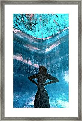 Unlimited Framed Print by Jacqueline McReynolds